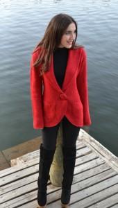 blazer lana