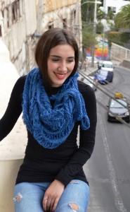 bufanda -cuello